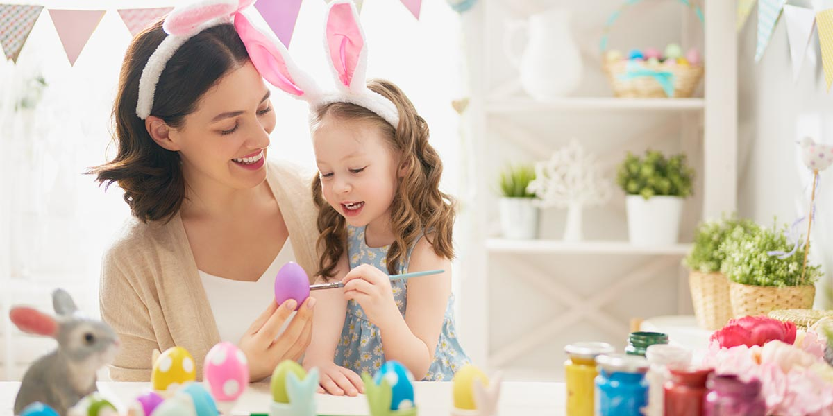 How to celebrate Easter while working from home