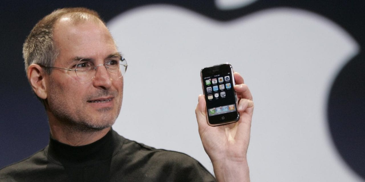 Apple's iPhone Turns 13
