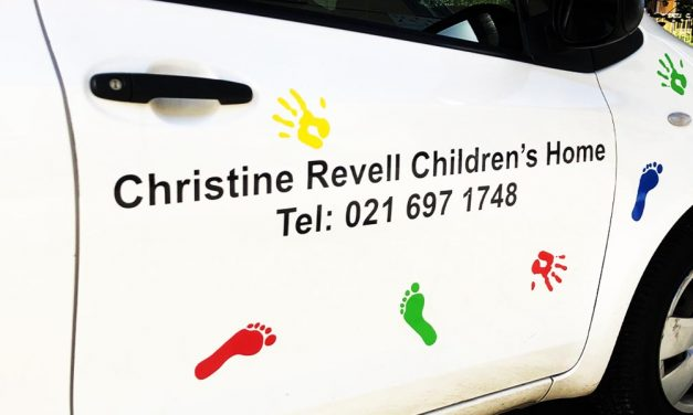 Christine Revell Children's home – Community Drive