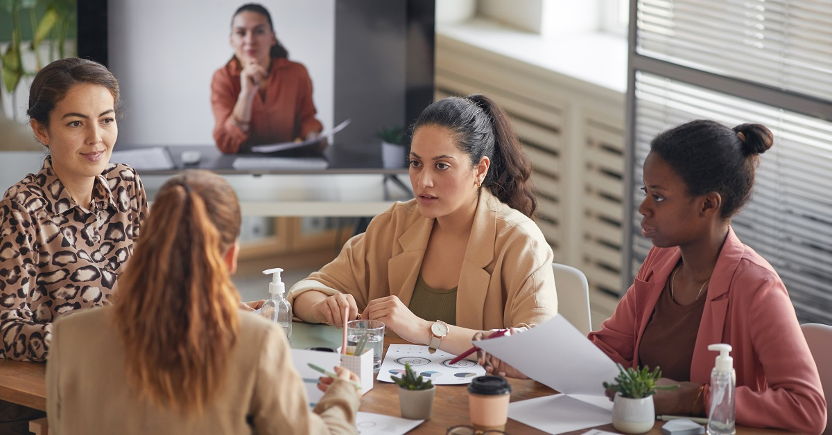 Women's Month: 5 Ways to celebrate women in your business