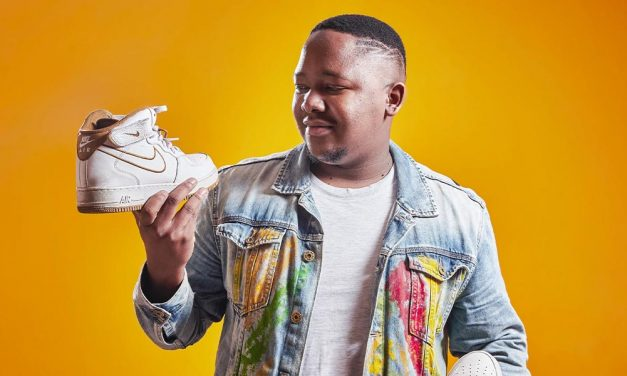 Buzwe Ekapa: Uplifting the Community One Pair of Sneakers at a Time