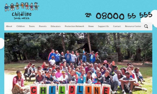 Childline South Africa – Meeting Children Where They Are; Online