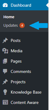 On the next page, update everything that has one available.